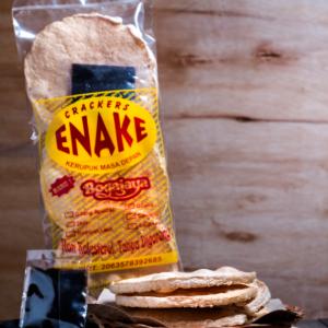 16 kerupuk panggang crackers enake
