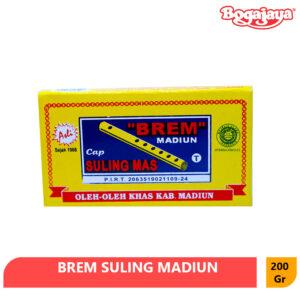 Brem Suling Madiun 200Gr MP