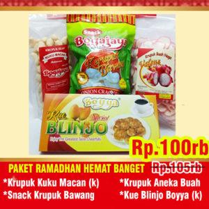 Paket Hemat Banget 105-100