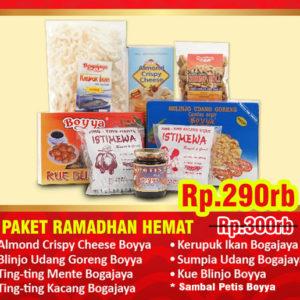 Paket Hemat Ramadhan 300-290
