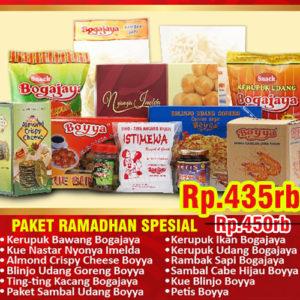 Paket Ramadhan Spesial 450-435