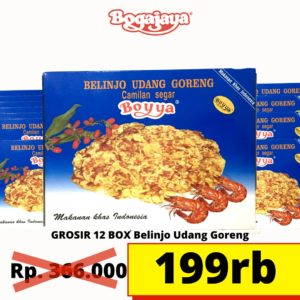 Blinjo Udang Goreng 12 Pcs 366-199