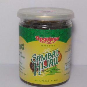 Sambal Hijau New 8252