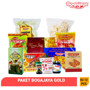 PAKET GOLD BOGAJAYA