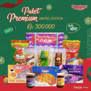 Paket Premium 300rb